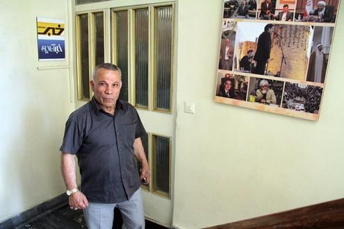 محمد نصیری در کافه خبر