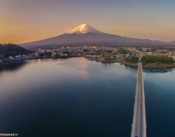 کوه فیجی، ژاپن