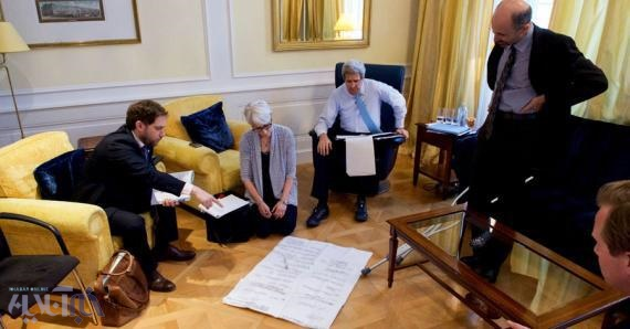 توافق هسته ای ایران و پنج بعلاوه یک,جان کری