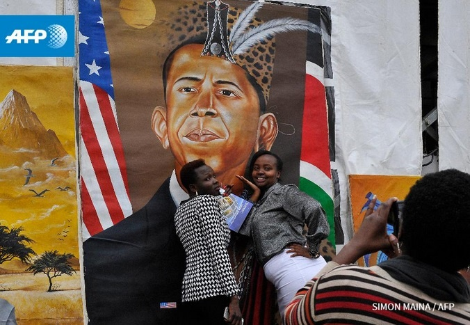 کنیا,باراک اوباما