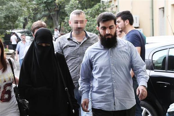 داعش,ترکیه