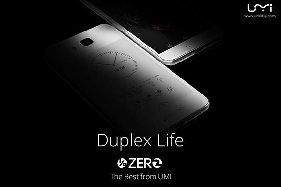 یک گوشی جدید با دو نمایشگر
