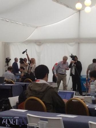 چادر خبرنگاران