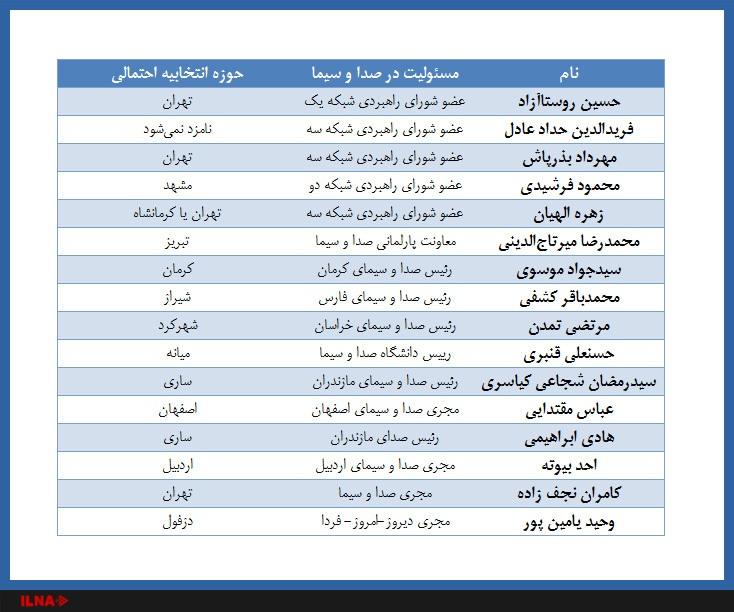 انتخابات مجلس دهم,عزت الله ضرغامی,محمود احمدی نژاد