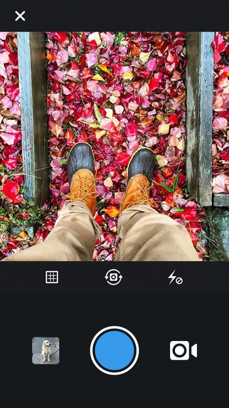 15 8 28 12922screen322x572 - دانلود نسخه جدید اینستاگرام با قابلیت ارسال تصاویر و فیلم بهصورت دلخواه
