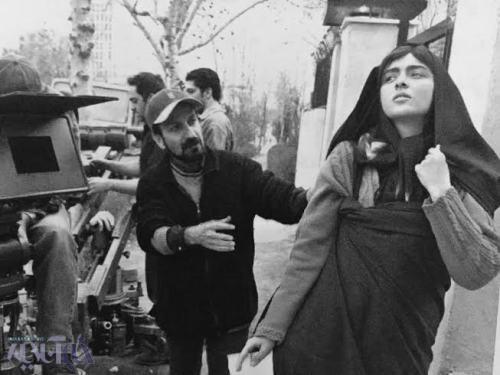 اصغر فرهادی و ترانه علیدوستی
