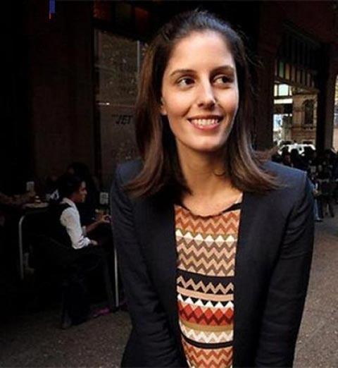 ثریا دارابی ، ثروتمندترین دختر ایرانی + تصویر