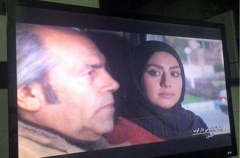 16 10 31 144114photo 2016 10 31 14 03 40 - صدف طاهریان در تلویزیون