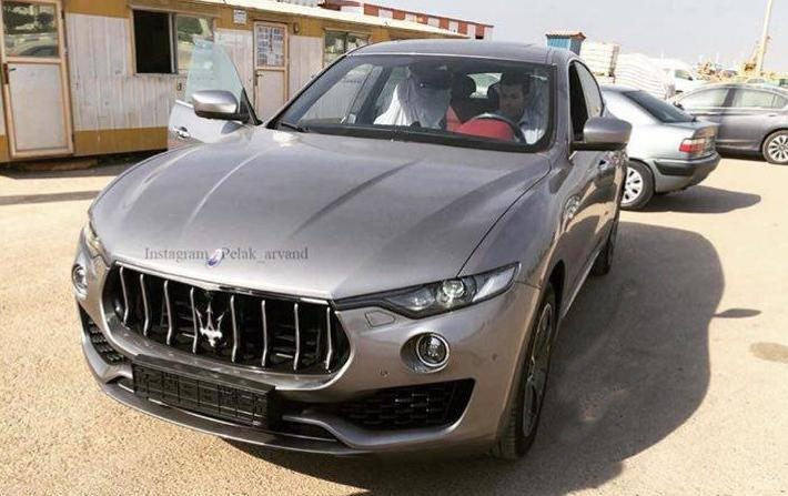 منطقه آزاد اروند کجاست مشخصات مازراتی لوانته مشخصات مازراتی کراس اوورهای موجود در ایران قیمت مازراتی لوانته قیمت مازراتی قیمت شاسی بلند قیمت خودرو در اروند به تومان خودرو شاسی بلند Maserati Levante