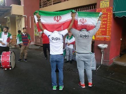 هواداران تیم ملی