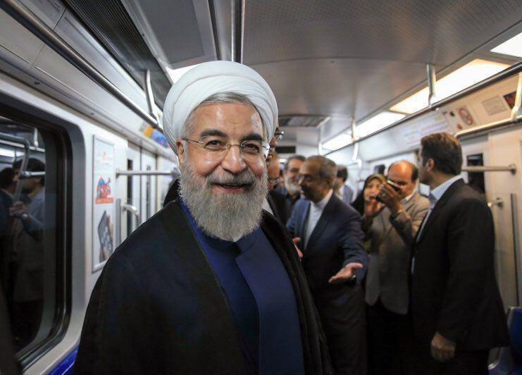 به گزارش ملکانه، سفر استانی این هفته رییسجمهوری کشورمان به مقصد استان البرز با مترو انجام شد.