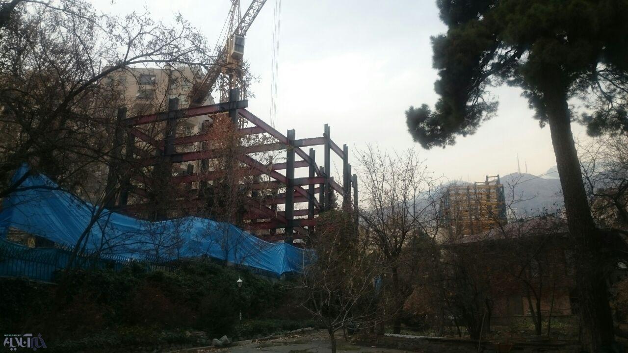 برج غیرقانونی به خانه رهنما سیلی میزند/ خانه سیمین و جلال در انتظار عاقبتش در بهار