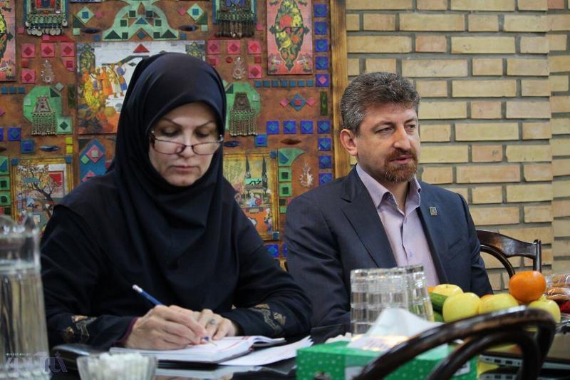 اسکندری و عبدالهی در کافه خبر سلامت مواد غذایی