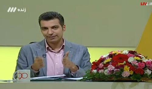 سایت برنامه نود بیوگرافی عادل فردوسی پور برنامه نود