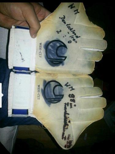 مزایده فروش دستکش