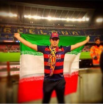 ایرانی در بارسلونا