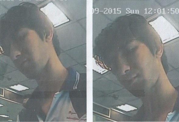 سرقت پولهای عابر بانک با چک پولهای جعلی/متهم را شناسایی کنید