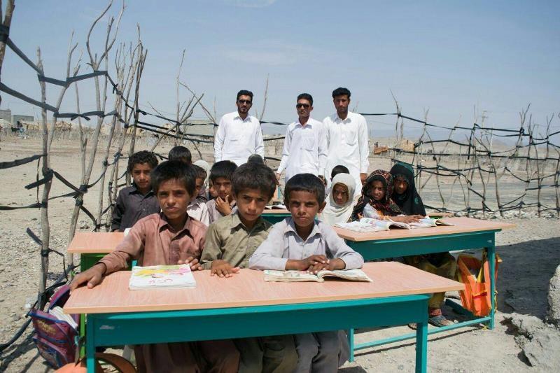 مدرسه در چابهارمدرسه در چابهار