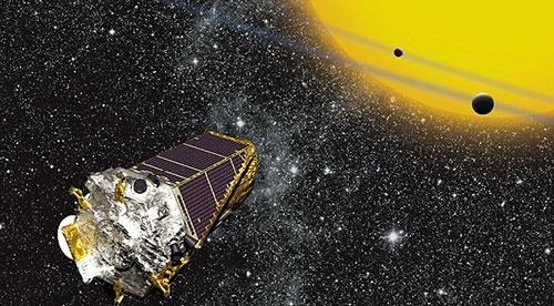 ناسا با کمک هوش مصنوعی گوگل حیات فرازمینی کشف کرده است؟/نشست خبری مهم در روز پنجشنبه