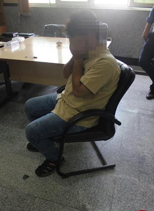 پسری که منجر به قتل یک جوان ۱۹ ساله شده بود، دستگیر شد/عکس