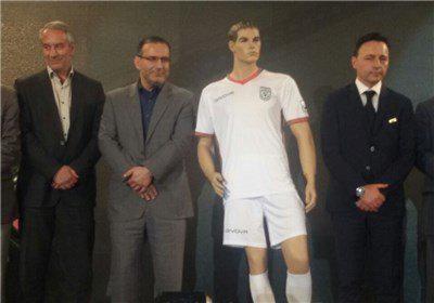 لباس جدید تیم ملی