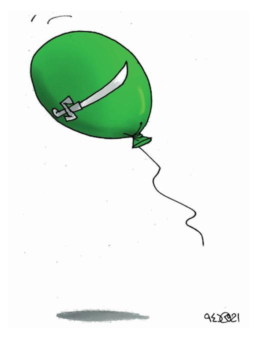 کاریکاتور/ حمله عربستان به ایران!