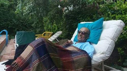 16 7 4 234013photo 2016 07 04 23 42 54 - عباس کیارستمی درگذشت/مرگ برنده نخل طلا در غربت
