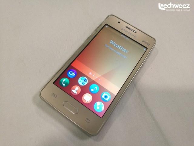 گوشی جدید زد 2 سامسونگ مجهز به سیستمعامل تایزن برای علاقمندان به کاهش هزینه اینترنت