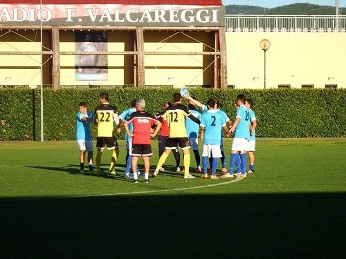تمرین تیم ملی در کمپ تیم های ملی ایتالیا