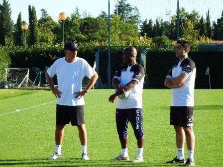تصاویری از حضور کی روش در ایتالیا و تمرین تیم ملی