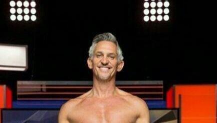 حضور مجری معروف با لباس زیر در برنامه زنده/ گری لینهکر به قولش عمل کرد