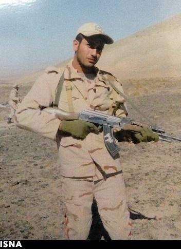 شهادت سرباز رامسری به دست اشرار در سیستانوبلوچستان/ عکس