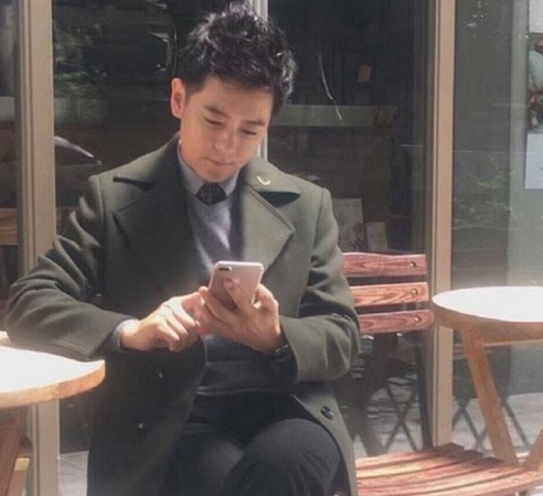 تصویر هنرپیشه معروف تایوانی با آیفون 7 پرو جنجال آفرید
