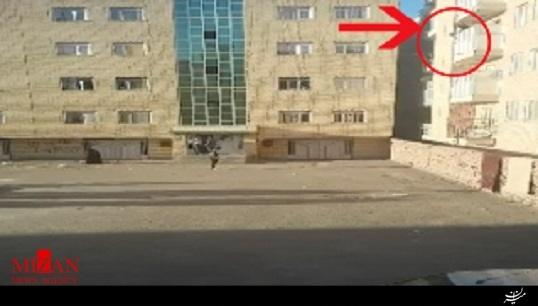 خودکشی یا پرتاب توسط همسر، کدامیک حقیقت دارد؟ / پشت پرده سقوط یک زن از ساختمان/عکس