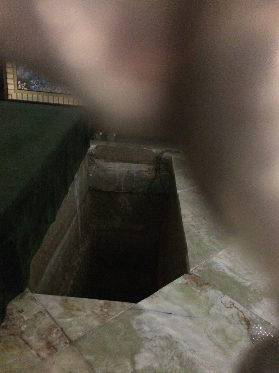 آرامگاه آبدی هاشمی رفسنجانی