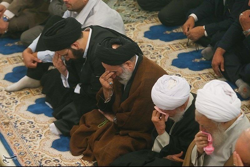 سیدعلی خمینی,نماز جمعه
