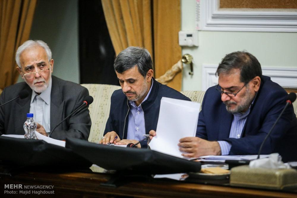 محمود احمدی نژاد,مجمع تشخیص مصلحت نظام