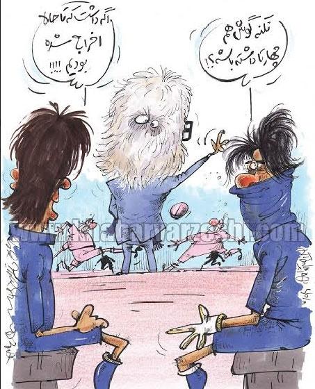 وینفرد شفر,کاریکاتور,باشگاه استقلال