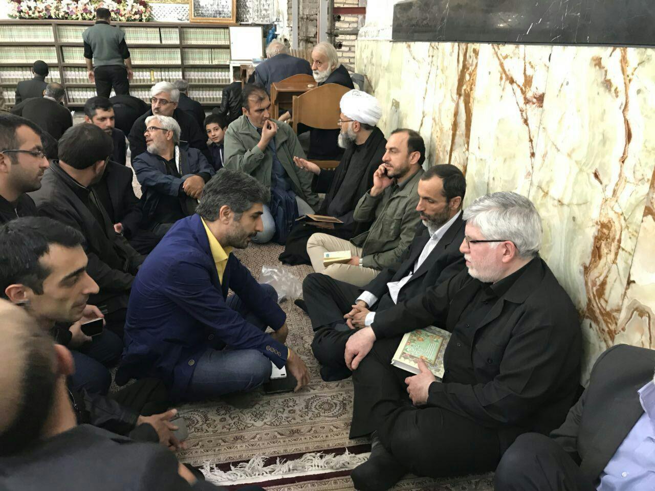 علی اکبر جوانفکر,محمود احمدی نژاد,حمید رضا بقایی