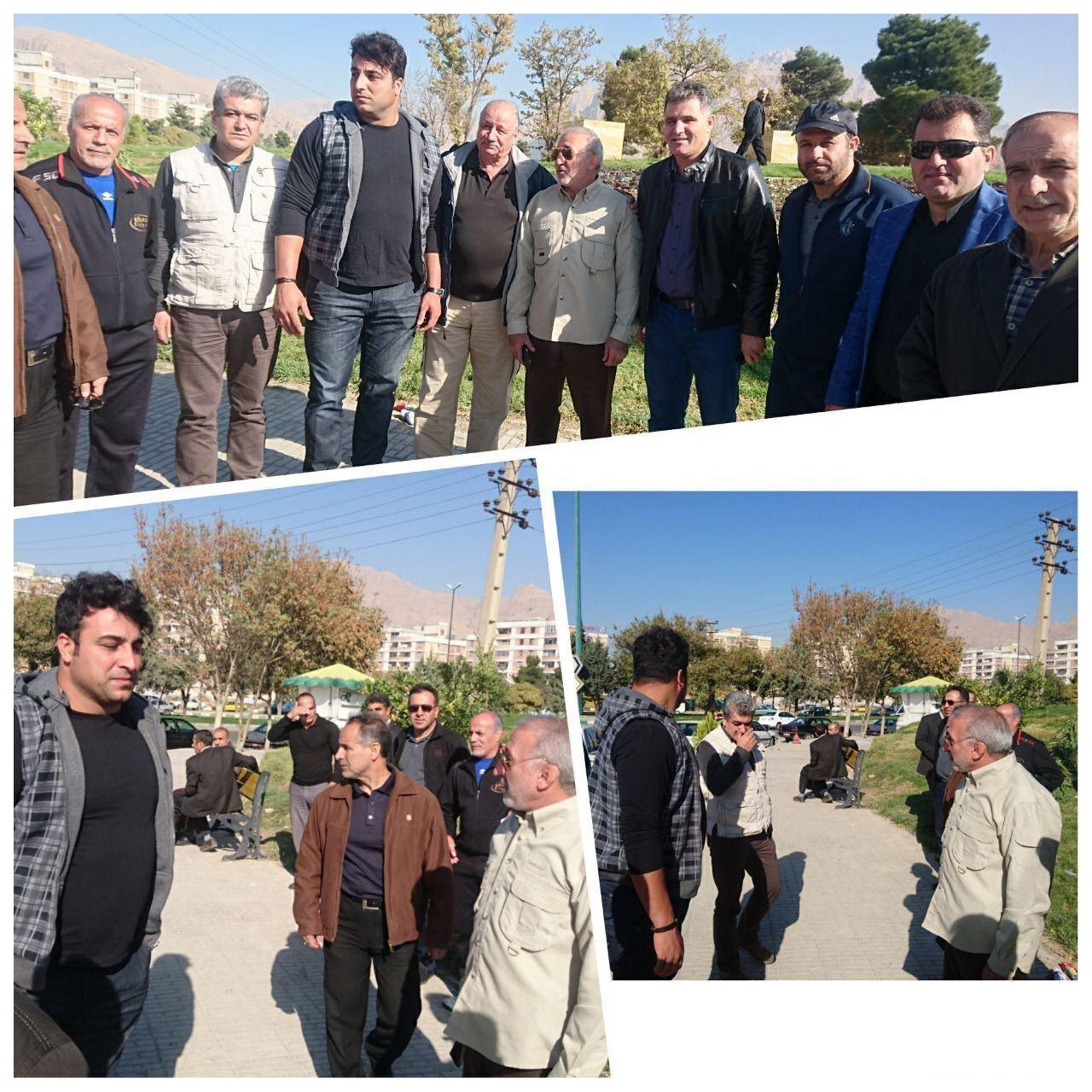احسان حدادی,مهدی مهدویکیا,کشتی فرنگی,کشتی آزاد,علی دایی