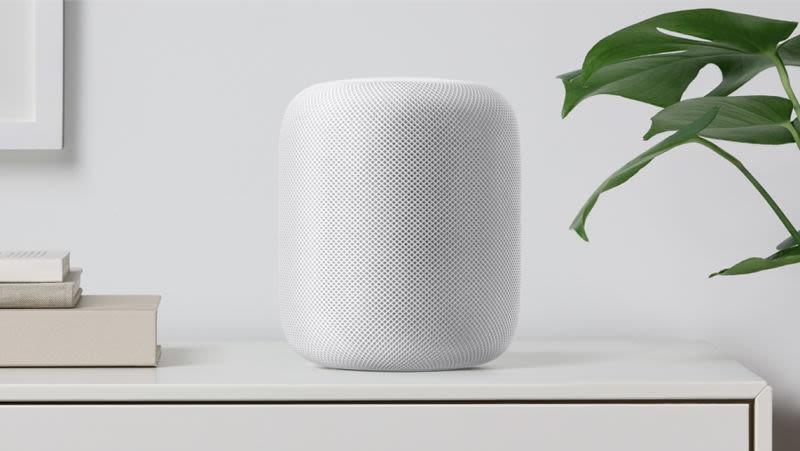اسپیکر هوشمند,اپل