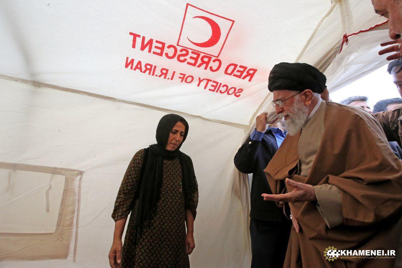 رهبری در کرمانشاه