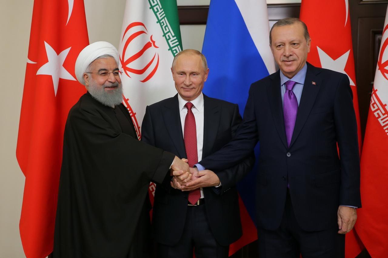 روسیه,ولادیمیر پوتین,حسن روحانی