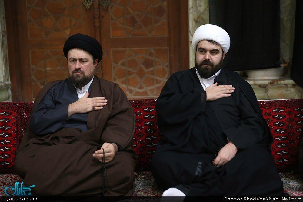 اربعین,سید حسن خمینی