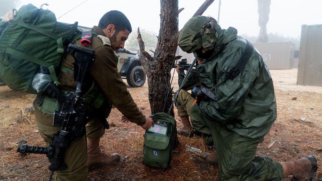 موبایل جنگی اسرائیل