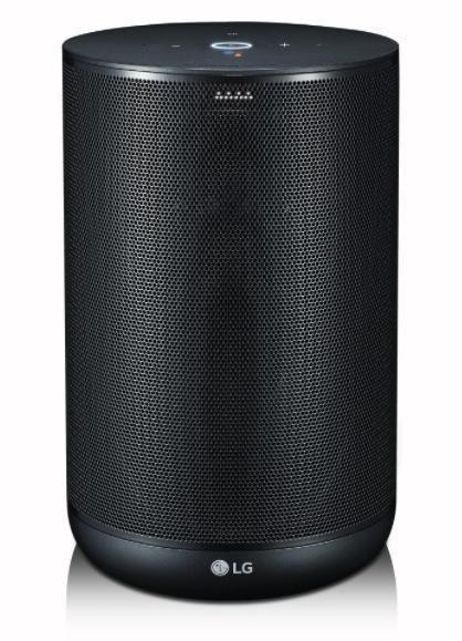 اسپیکر هوشمند ال جی تینک مجهز به دستیار صوتی گوگل+ عکس