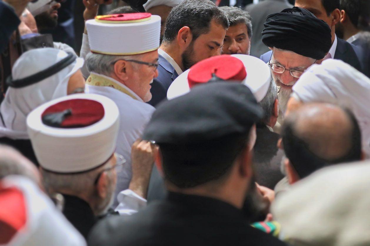 آیتالله خامنهای رهبر معظم انقلاب,فلسطین