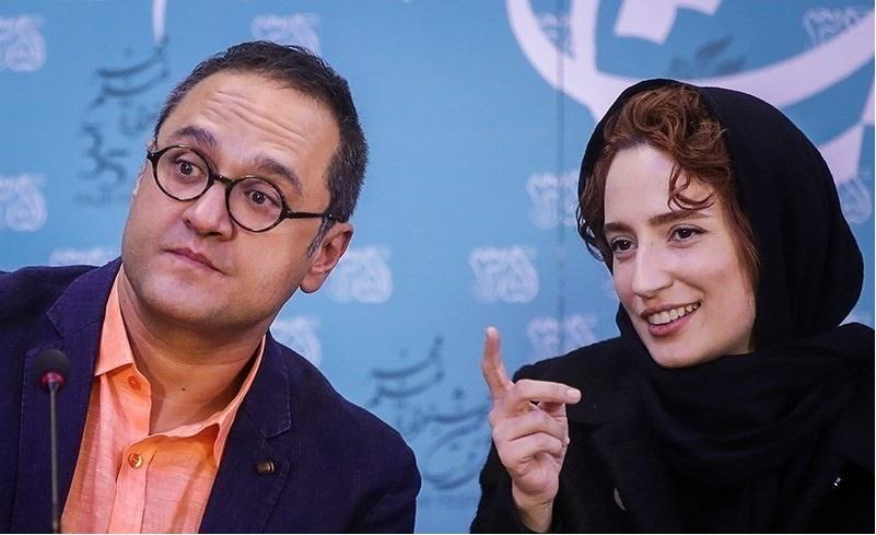 عکس   رامبد جوان و نگار جواهریان در کاخ جشنواره - خبرآنلاین