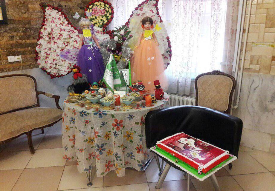 پرسپولیسیها کیک تولدشان را به خیریه اهدا کردند