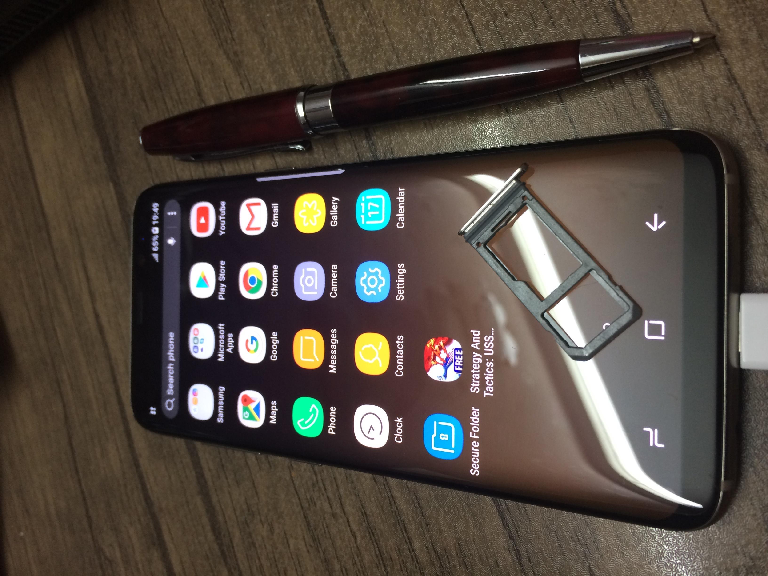 17 4 19 83014IMG 6138 - هندزآن گلکسی اس ۸: یک گوشی کاربرپسند و مهیج